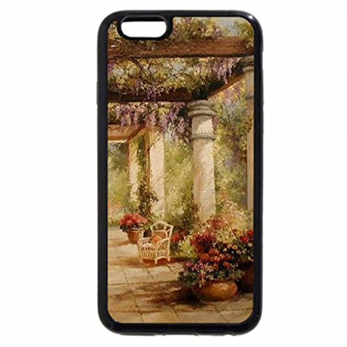 iPhone 6S / iPhone 6 Case (Black) Verandah.