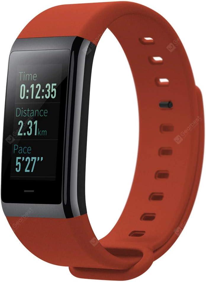 Amazfit Cor Wristband activity tracker Rojo LCD 3,12 cm (1.23