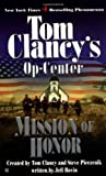 Mission of Honor, Tom Clancy and Steve Pieczenik, 0425186709