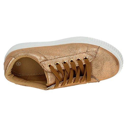 DEMAX de Nude femme sport Chaussures UAngrU