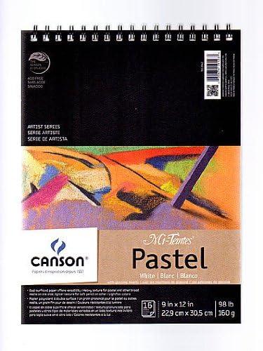"Canson Mi-Teintes Pastel Paper Assortments 9X12/"" 9x12/"""