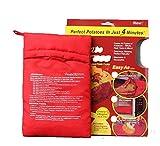 Potato Cooker Bag, Express Microwave Potato Bag Instant Potato Maker Baking Bag Baking Bag