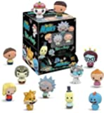 Funko Pint Size Heroes: Rick & Morty - Rick & Morty (One Mystery Figure) Collectible Toy