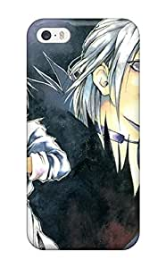 New Shockproof Protection Case Cover For Iphone 5/5s/ Black Cat Anime Case Cover