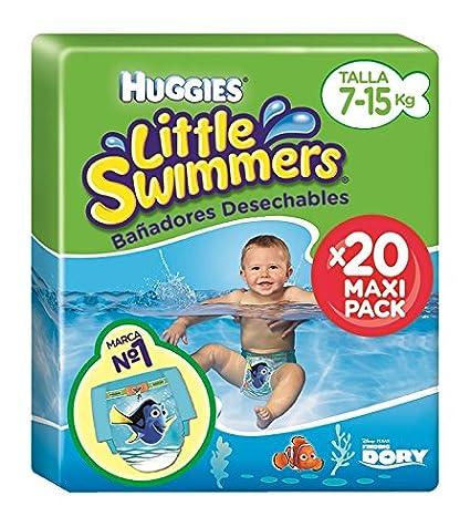 Huggies Little Swimmers Bañadores desechables talla kg unidades
