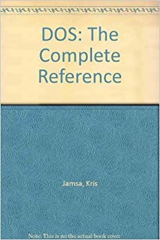 DOS: The Complete Reference