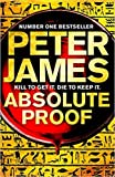 [By Peter James ] Absolute Proof (Paperback)【2018】by Peter James (Author) (Paperback)
