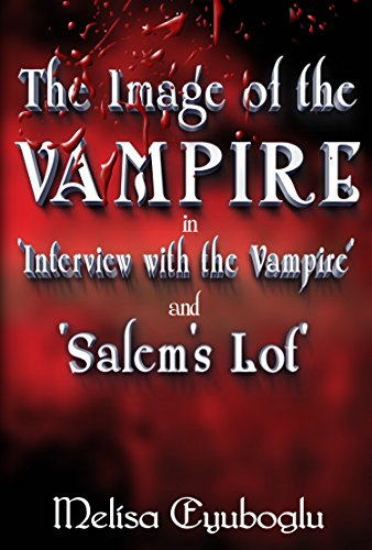 Amazoncom The Image Of The Vampire In Interview With The Vampire  Buy For Others