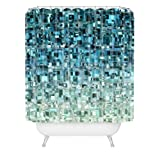 DENY Designs Lisa Argyropoulos Thirst Shower Curtain, 69-Inch by 72-Inch