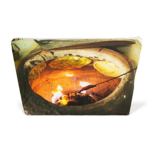 Westlake Art - Cooking Bread - Pen Pencil Marker Accessory Case - Picture Photography Office School Pouch Holder Storage Organizer - 13x9 inch (390EF) -