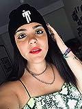 SUPER Q Billie Eilish Merch Hot Topic Logo Beanie