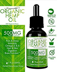 Sweepstakes: Hemp Oil for Pain Relief