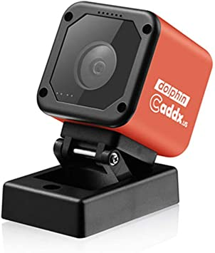 RONSHIN Caddx Dolphin Starlight 1080P DVR Coche Dash CAM Grabación HD WiFi 150 Grados Mini cámara de acción Deportiva Internet Stream CAM: Amazon.es: Juguetes y juegos
