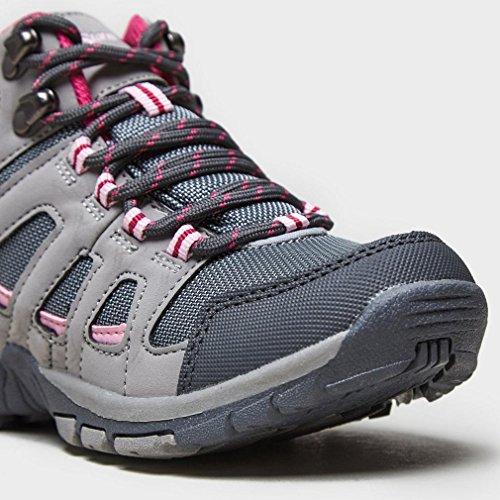Peter Storm Girls Headley Waterproof Mid Walking Boots