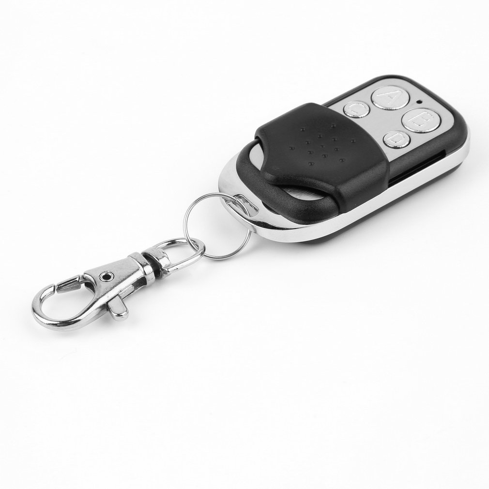 Ulable Electric Cloning Universal Gate Garage Door Remote Control Fob 433mhz Key Fob