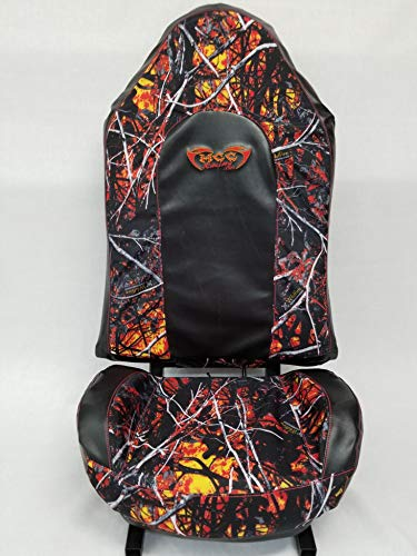 Polaris RZR seat cover 2015-2019 model years 900 900S WILDFIRE ()