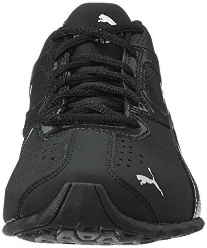 Puma Tazon 6, Hombre zapatillas de running Black/Puma Silver