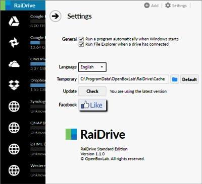 RaiDrive [Download]