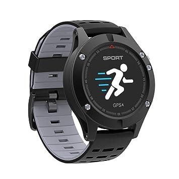 WCPZJS F5 GPS Reloj Inteligente Altímetro Barómetro ...