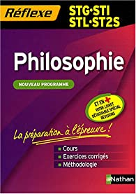 Philosophie STG-STI-STL-ST2S par Patrice Rosenberg