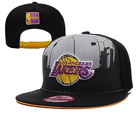 2015 mtong nuevo NBA Los Angeles Lakers Gorra de béisbol  Amazon.es   Deportes y aire libre 76d2d8a72e6