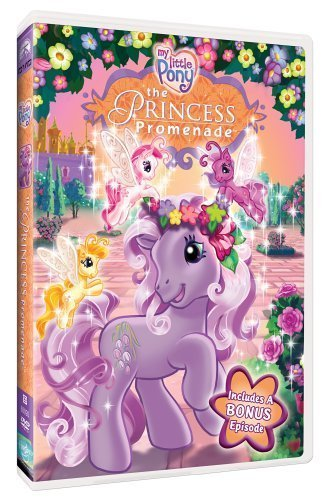 My Little Pony - The Princess Promenade by Hasbro by Victor Dal Chele (Little Princess Pony My Promenade)