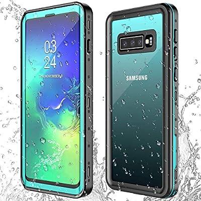 AICase Funda Impermeable Galaxy S10 [Anti-rasguños][Protección de ...