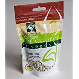 Sprouting Seeds - Green Peas Certified Organic