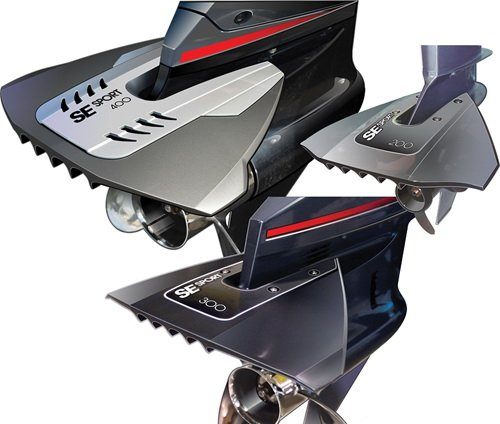 Sport Marine SE Sport SE400 Hydro Foil Gray for 40 HP and Up 74646
