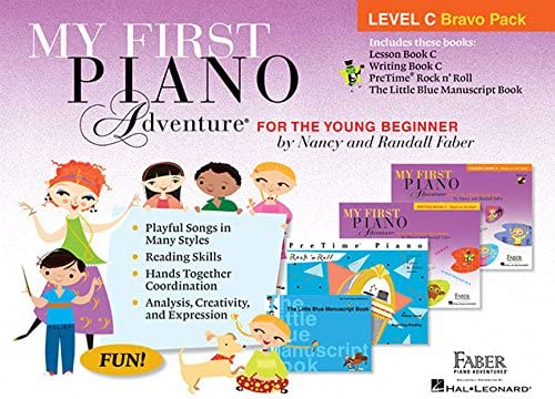 Writing Book C My First Piano Adventure