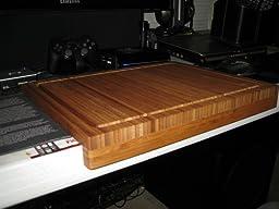 Countertop Edge Cutting Board : ... Edge of Counter Cutting Board: Cutting Board Wood: Kitchen & Dining
