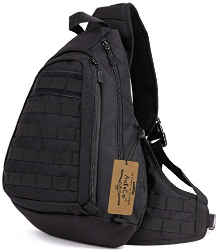 ArcEnCiel Tactical Military Backpack Crossbody