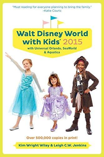 Fodor's Walt Disney World with Kids 2015: with Universal Orlando, SeaWorld & Aquatica (Travel Guide)