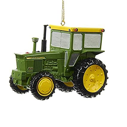 Kurt Adler John Deere 1964 Model 4020 Tractor Christmas Ornament - Amazon.com: Kurt Adler John Deere 1964 Model 4020 Tractor Christmas