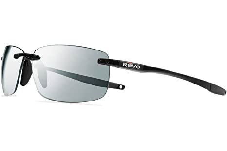 d468b88ddc1c9 Image Unavailable. Image not available for. Colour  Revo Descend N RE 4059  01 ST Polarized Rectangular ...