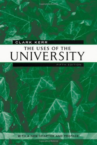 The Uses of the University: Fifth Edition (The Godkin...