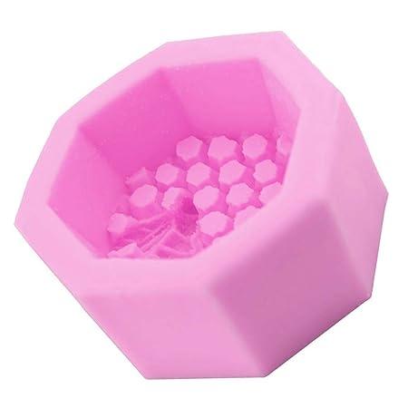 TAOtTAO - Molde de Silicona para repostería, diseño de Abeja en 3D, Ideal para Hacer Tartas o Chocolates: Amazon.es: Hogar