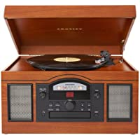 Crosley CR6001A-PA Archiver Turntable with Software for Ripping & Editing Audio, Paprika