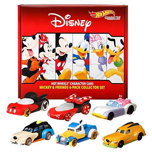 Hot Wheels Disney Bundle Vehicles [Amazon Exclusive]