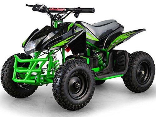 Outdoor Kids Children Titan 24V Green Mini Quad ATV Dirt ...