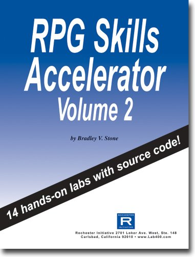 RPG Skills Accelerator Volume 2 by Rochester Initiative