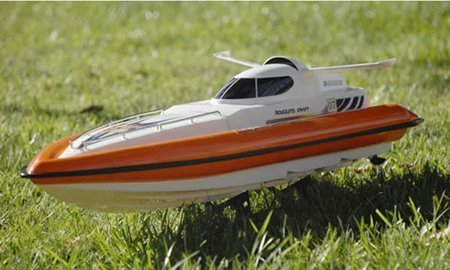 32 Inch Superlative Mosquito Craft Electric RC Remote Control Racing Speed Boat (Color May Vary)
