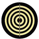 Hey! Play! 15-DG5218 TG Dart Game Set with 6 Darts