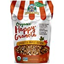 Bakery On Main Gluten-Free, Organic Happy Granola, Sprouted Maple Quinoa, 11 Ounce Bag (3 Count)