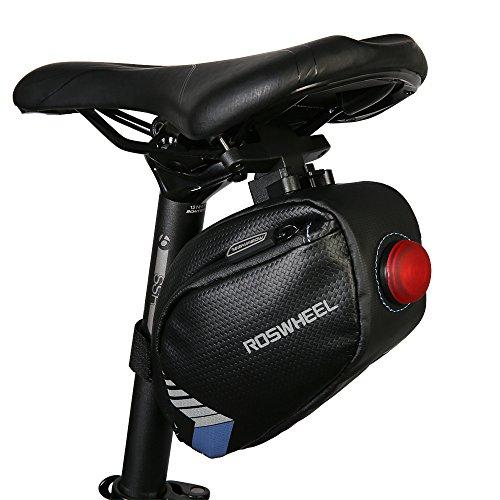 Bike Saddle Bag Light - 6