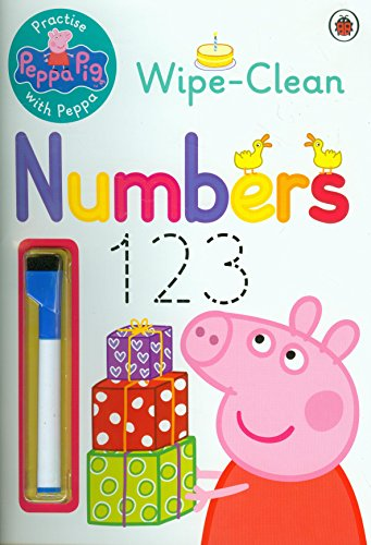 (Peppa Pig: Practise with Peppa: Wipe-Clean Numbers)