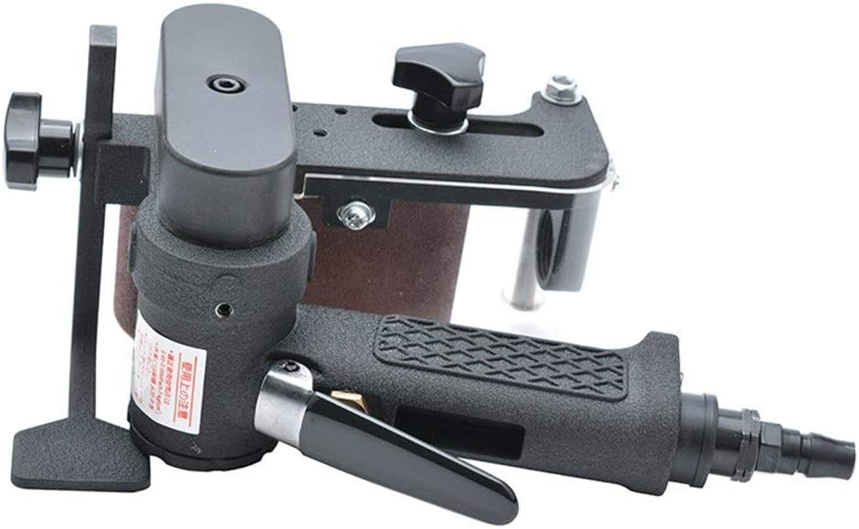 Hand-held Belt Polishing Machine Hand Tools Industrial Portable Practica Pneumatic Products Pneumatic Belt Machine 60260mm Belt Sanding Machine