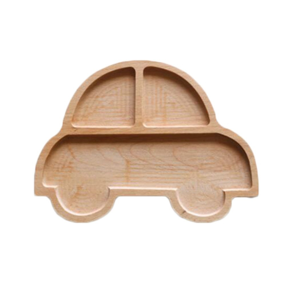 Kids Toddler Divided Plates/Baby Feeding Utensils/Tableware Sets-03