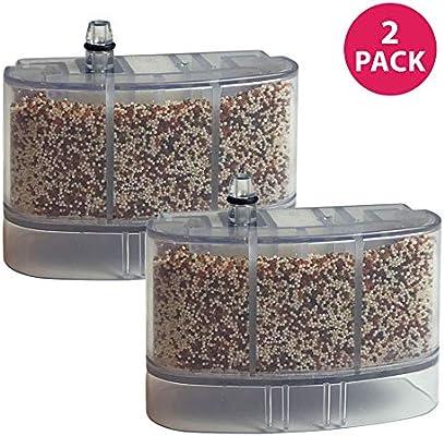 2 Bissell aspiradora filtros Water-Calcium; para mopa a Vapor ...