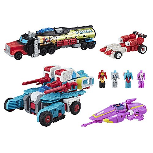 Transformers: Generations Chaos on Velocitron 5-figure pack